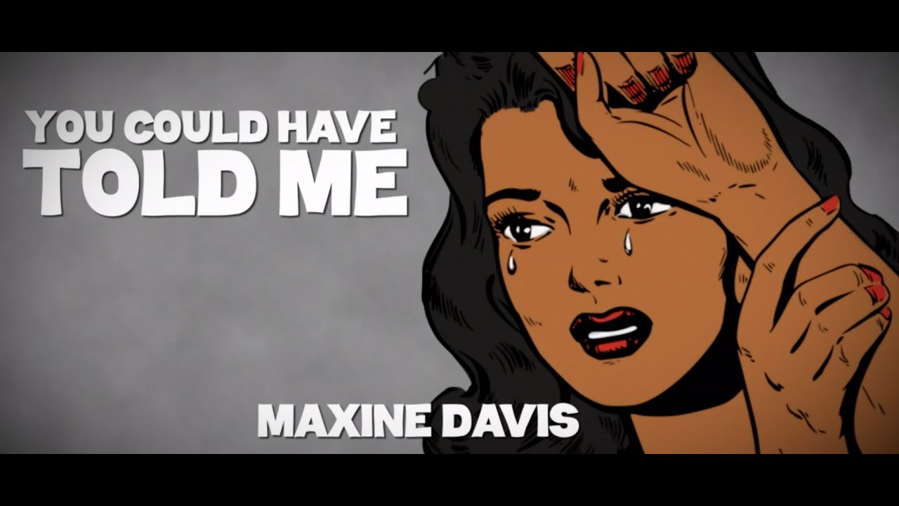You Could Have Told Me (Lyric Video)